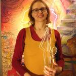 Karin Berger - Meine Skulptur 🇩🇪